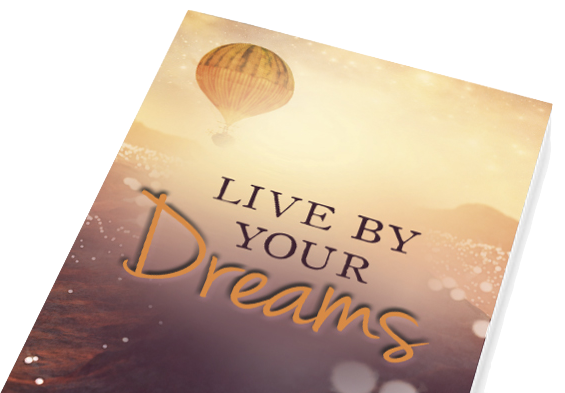Live By Your Dreams Book, Arthur Strock